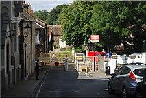 SE3457 : Level crossing, Kirkgate by N Chadwick