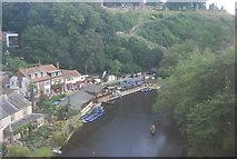 SE3456 : River Nidd by N Chadwick
