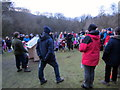 SO9975 : Lickey Hills Community Orchard Third Annual Wassail Event by Roy Hughes