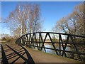 SP5014 : Bridge over the Cherwell by Des Blenkinsopp
