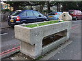 TQ2567 : Former cattle trough, Morden by Stephen Craven