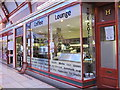 NZ2464 : The Coffee Lounge, Grainger Market by Mike Quinn