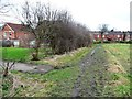 SE3322 : Contrasting footpaths on the northern edge of Wakefield by Christine Johnstone