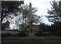 SE3605 : War Memorial on Doncaster Road by JThomas