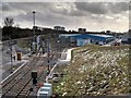 SD8500 : Queens Road Metrolink Depot by David Dixon