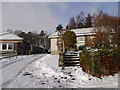 NJ6201 : A bungalow on Woodside Road, Torphins by Stanley Howe
