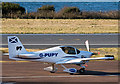 NM9035 : G-PUPY at Oban Airport (2) by The Carlisle Kid