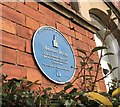 Photo of Blue plaque number 31333