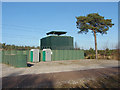 SU8662 : Training fort, Barossa Common by Alan Hunt