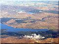 NS7183 : The Carron Valley Reservoir by M J Richardson