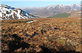NH2748 : Moorland, Carn a' Mhadaidh-ruaidh by Dorothy Carse