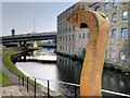 SD8332 : Burnley Way, Leeds and Liverpool Canal by David Dixon