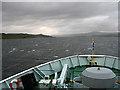 NR7558 : Approaching Kennacraig by William Starkey