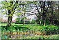 TF0919 : Springtime in the Wellhead Gardens at Bourne, Lincolnshire by Rex Needle