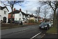 SJ8545 : Newcastle-under-Lyme: The Avenue by Jonathan Hutchins