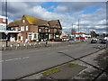 SP1288 : The Fox & Goose pub by Richard Law