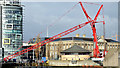 J3474 : Crane, Donegall Quay, Belfast - March 2015(1) : Week 9
