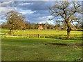 SJ8180 : View towards Hollingee Farm by David Dixon