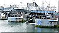 J3474 : New Lagan weir footbridge, Belfast - March 2015(5) by Albert Bridge