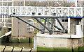 J3474 : New Lagan weir footbridge, Belfast - March 2015(12) by Albert Bridge