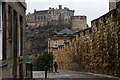 NT2573 : Above the Vennel, Heriot Place by Chris Denny