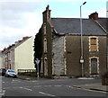 SM9603 : Derelict corner house in Pembroke Dock by Jaggery