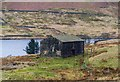 SD9333 : Widdop Higher Houses by Peter McDermott