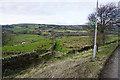 SE0340 : Footpath to Holme House by Bill Boaden