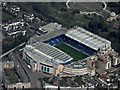 TQ2577 : Stamford Bridge stadium from the air by Thomas Nugent