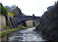 SJ9272 : Macclesfield Canal: Verdons Bridge No 41 by Dr Neil Clifton
