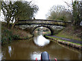 SJ8459 : Macclesfield Canal:  Deakins Bridge No 84 by Dr Neil Clifton