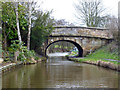 SJ8458 : Macclesfield Canal:  Simpson Bridge No 85 by Dr Neil Clifton