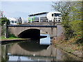 SJ7263 : Trent and Mersey Canal:  Tetton Bridge No 165 by Dr Neil Clifton