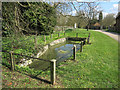 SP7312 : Spring Pond, Nether Winchendon by Des Blenkinsopp