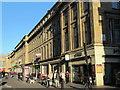 NZ2464 : West front of Grainger Market, 11-43 Clayton Street, NE1 by Mike Quinn