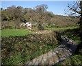 SX2483 : Approaching Gimblett's Mill by Derek Harper