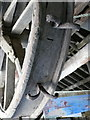 SY4690 : Sack Hoist Winding Wheel Customs House : Week 15