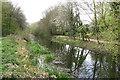 TL1597 : Part of the Nene in Nene Park by Philip Jeffrey