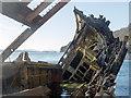 """NG7960 : Wreck of INS 65 """"Dayspring"""" at Diabaig : Week 16"""