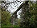 ST5656 : Aqueduct, Harptree Combe by Vince Simmonds