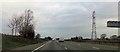 SJ7080 : Power lines crossing M6 by John Firth