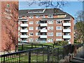 TQ3570 : Queen Adelaide Court, Queen Adelaide Road, Penge by Christine Johnstone