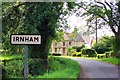 TF0226 : Approaching Irnham village, near Bourne, Lincolnshire by Rex Needle