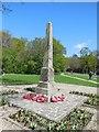 TQ6001 : War Memorial, Hampden Park by Paul Gillett