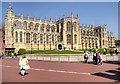 SU9676 : St George's Chapel, Windsor Castle by David Dixon