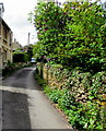 ST7859 : Eastern end of Pipehouse Lane, Freshford by Jaggery