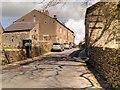 SD7152 : Slaidburn, Church Street by David Dixon