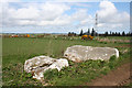 NJ8844 : Auchmaliddie Recumbent Stone Circle (2) by Anne Burgess