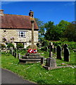 ST7022 : Abbas and Templecombe War Memorial Cross by Jaggery