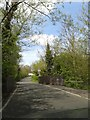 SP0879 : Warstock Lane Bridge Over The Chinn Brook, Cocksmoor Woods Golf Course by Roy Hughes